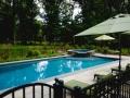 Fenced in Swimming Pool NJ
