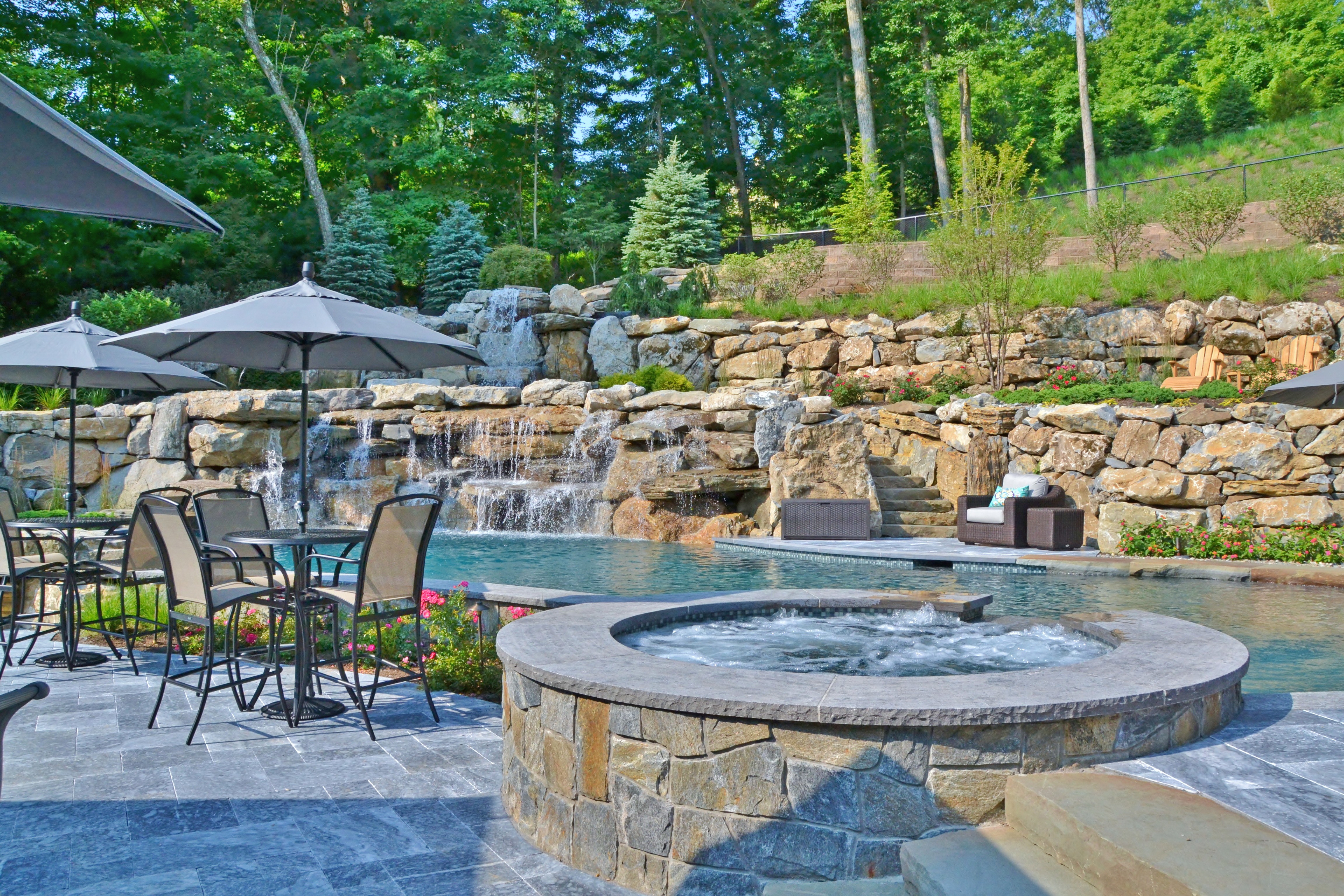 Mahwah new jersey for Outdoor pools in nj