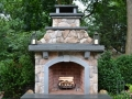 Outdoor Fireplace Construction NJ