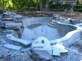 Pool Construction Inground Residential