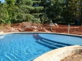 Pool Construction Progress