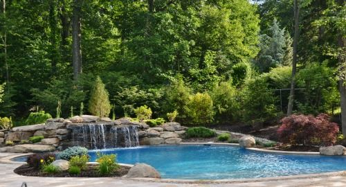 Pool Landscape Design Luxury Pool Designs Nj Pool Landscape
