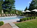 Country Club Inground Pool Design NJ