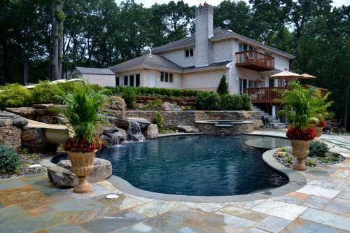 Millstone new jersey for Pool design hamilton nj