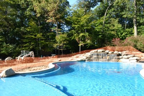 Swimming pool construction company - Swimming pool construction process ...