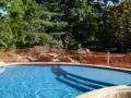 Bergen County Pool Under Construction
