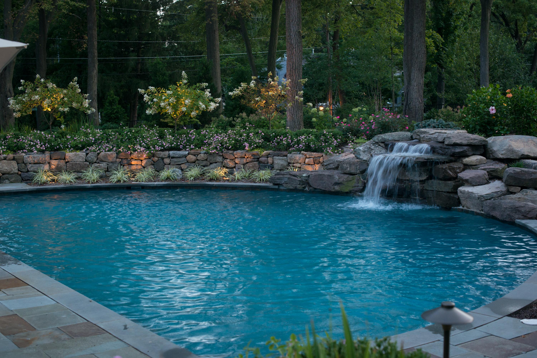 Nj Custom Inground Pools