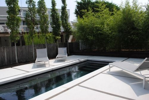 Custom pool patio for Pool design services