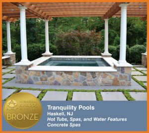 award winning spa design