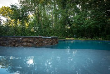 Residential Concrete + Gunite Pool Construction