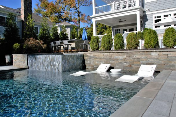 Tanning Ledge Design NJ
