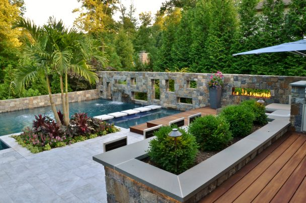 international pool design award winning job