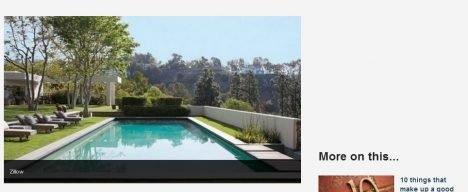 Swimming pools 101 online publication feature