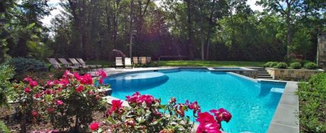 Custom residential swimming Pool Planning
