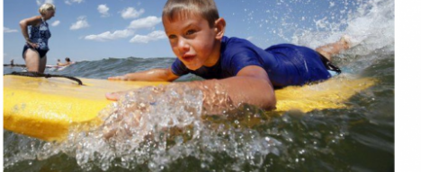 46 ways to have a safer NJ summer online publication feature